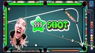 8 Ball Pool 999 Level Shot !! CT8BP