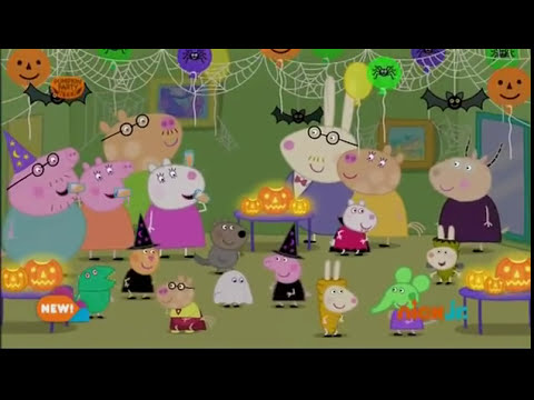 Peppa Pig Pumpkin Party Filmed Digitally in HD from YouTube · Duration:  5 minutes 1 seconds