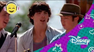Camp Rock 2: The Final Jam Videoclip - 'Heart and Soul' |  Disney Channel Oficial