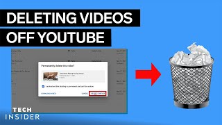 How To Delete A YouṪube Video