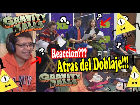 Gravity Falls -  Tourist Trapped - Table Read - HD especial Atras del Doblaje!!!