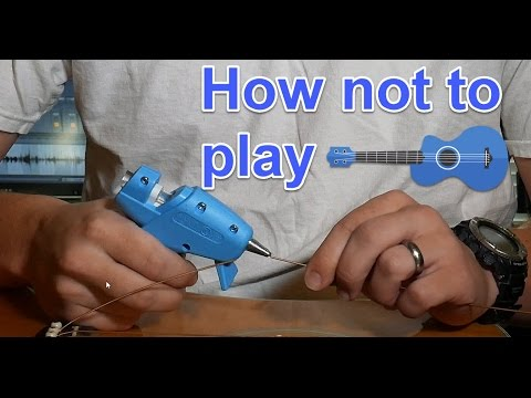 how to play guitar (not) - musical stereotypes