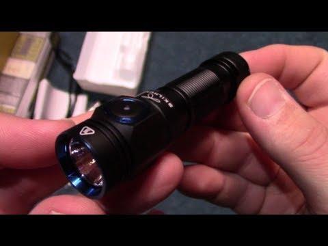 SkilHunt M150 EDC Flashlight Kit Review!