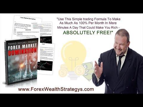 FOREX MARKET DOMINATION BY TOSHKO RAYCHEV - FOREX WEALTH STRATEGY