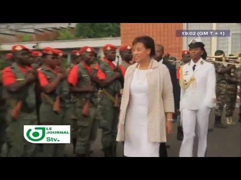 JOURNAL STV 19H00 - (Patricia SCOTLAND à BUEA) - Vendredi 22 Décembre 2017 - René Narcisse MOTTO