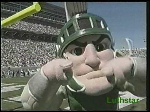 Michigan State Spartans Football- Fight song