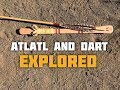 How to Throw an Atlatl and Dart