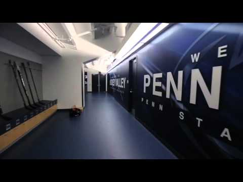 Penn State: Behind the Scenes look at Pegula Ice Arena