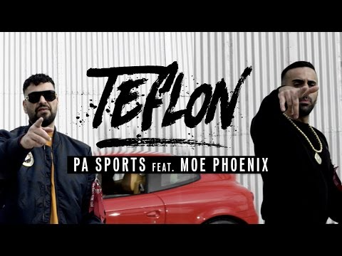 PA Sports - Teflon ft. Moe Phoenix (prod. by Mesh)