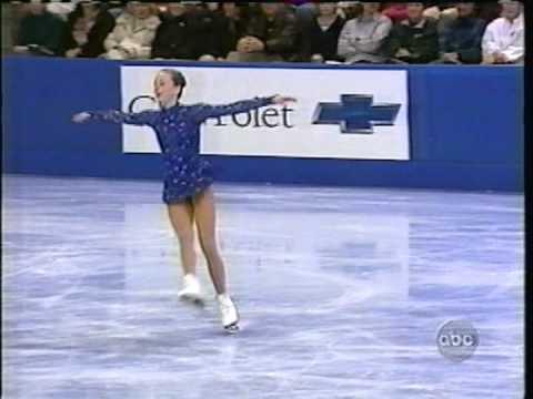 SARAH HUGHES, 1999.