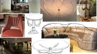Interior design concept - Art Deco style Melbourne home by Timeless Interiors