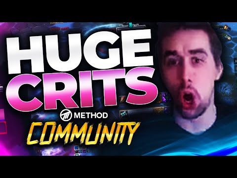 HUGE Crits in Shadowlands Pre-patch | Method Community Clips #1