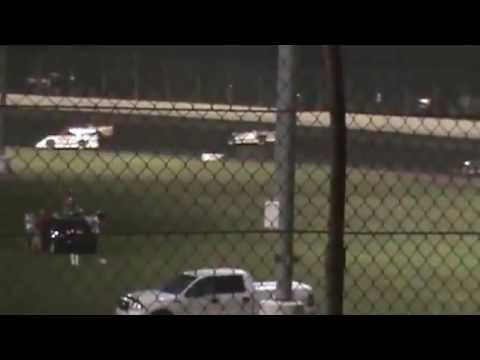 07-20-2013 Crate LM Feature @ Magnolia Motor Spedway