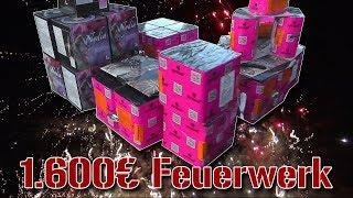 1.600€ Batterien | Feuerwerk im Kliemannsland | pyroland.de