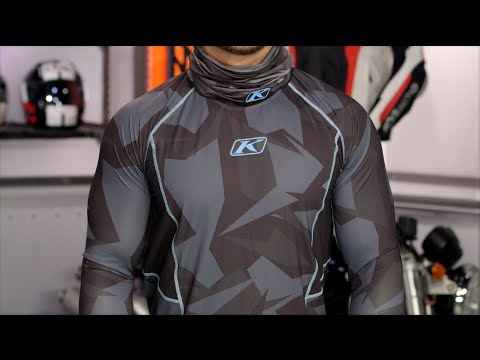 Thumbnail for Klim Aggressor Cool  -1.0 Base Layers Review