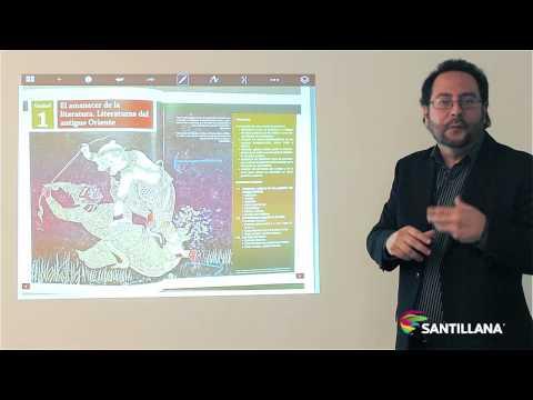 Literatura universal - Bachillerato Santillana