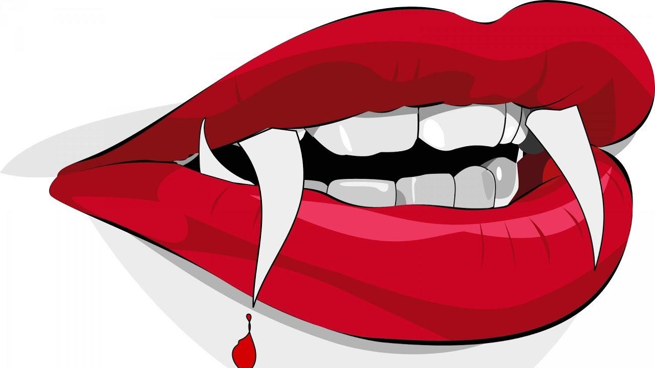evil cartoon mouth - 900×600