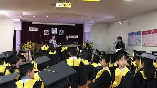 [180221]유치원졸업:졸업장수여식
