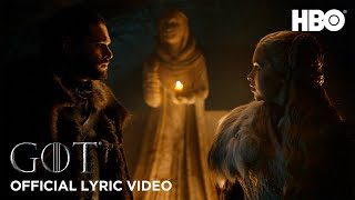 Florence + the Machine - Jenny of Oldstones (Lyric Video) | Season 8 | Game of Thrones (HBO)