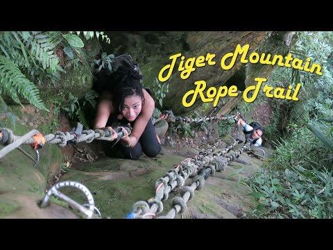 Tiger Mountain Rope Trail   TAIPEI, TAIWAN