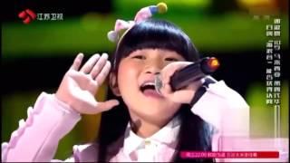 """马来西亚10岁女孩自创海浪音,一开嗓评委直呼""""哇"""", 孙楠羡慕:快教我 (*´∀`)~♥"""