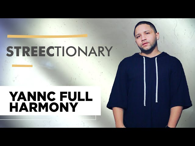 YannC Full Harmony - Streectionary | Latido Music