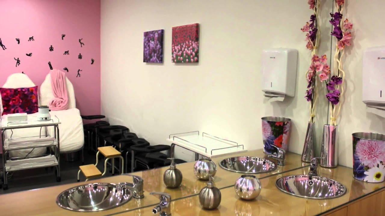 Cabine De Estetica Simples : Salas de estética apceb youtube