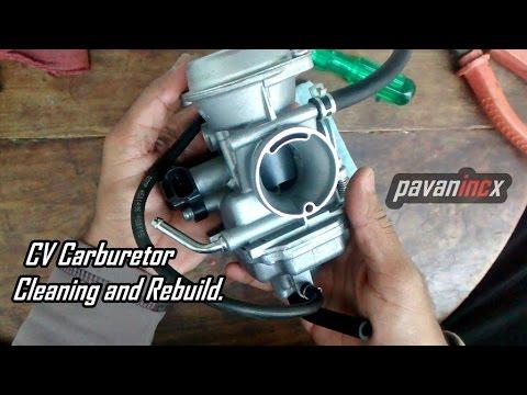 How to Clean and Rebuild CV Carburetor Suzuki Gixxer 155