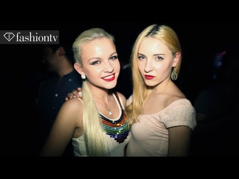 FashionTV Party With MPV 2013 in Bar Rouge Shanghai | FashionTV