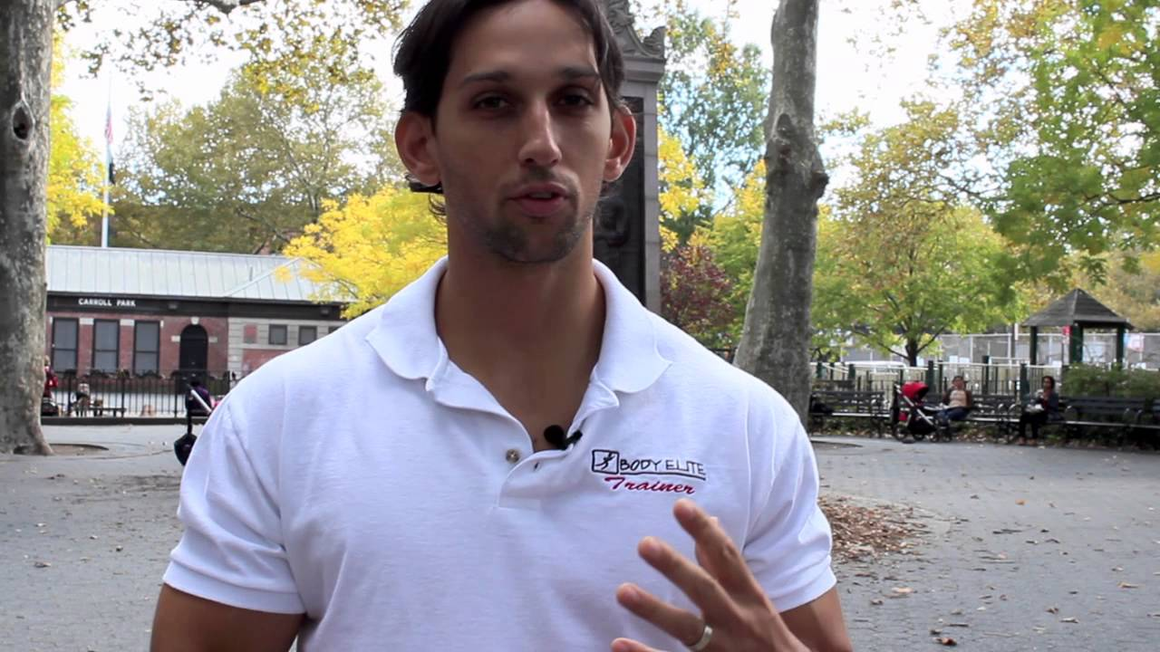 Fitness and Nutrition Tip of The Week By Nick Vargas (Body Elite Gym)