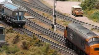 Brunel Shed Model Railway Exhibition 1st Nov 09