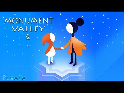 Monument Valley 2 Full Game Walkthrough