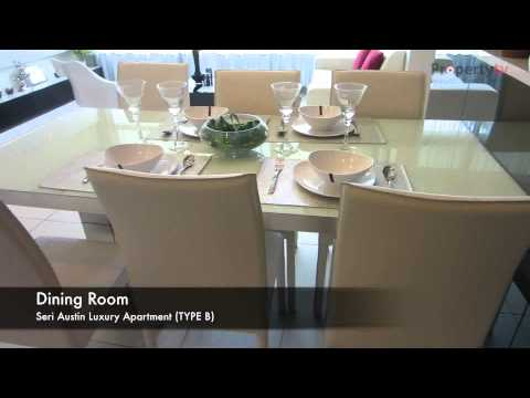 Seri Austin Residence Apartment TYPE B Show Unit, Johor - Property TV
