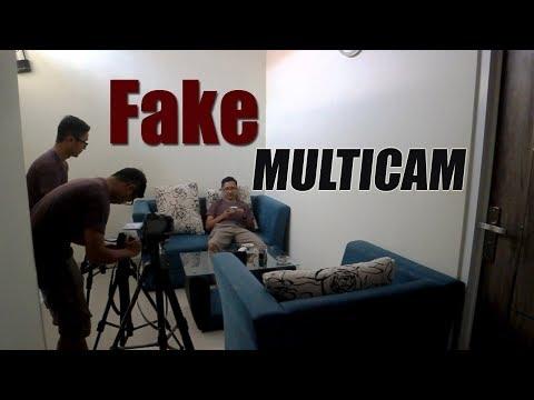 Cara Shooting Banyak Kamera/Multicam Dengan Satu Kamera