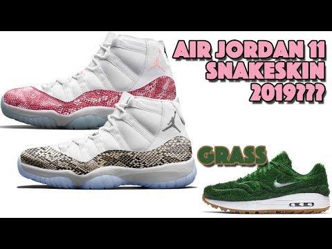 air-jordan-11-snakeskin-releasing?-travis-scott-jordan-1-+-33,-nike-air-max-1-grass-and-more