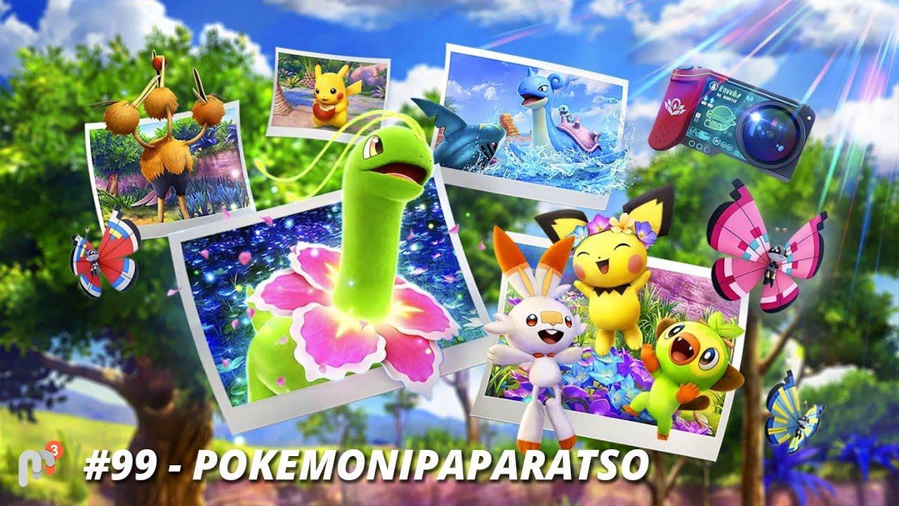 Meile Meeldib Mängida #99 - Pokemonipaparatso