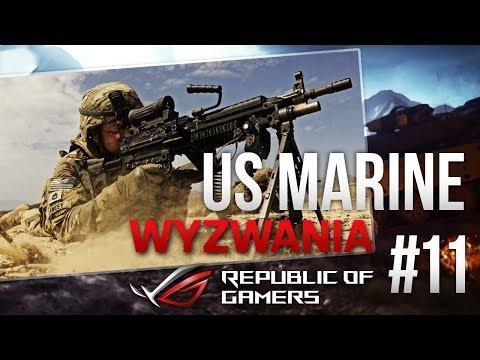US MARINE w BATTLEFIELD 4! - Wyzwania ASUS ROG #11