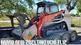 Bought a New Takeuchi because the Kubota had a major PROBLEM!