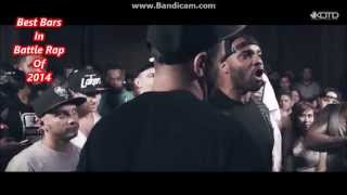 Best Bars In Battle Rap Of 2014