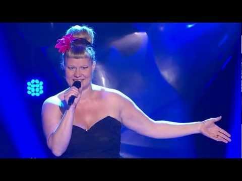 Nicole Bernegger - WINNER 2013 - Feeling Good - Blind Audition - The Voice of Switzerland 2013