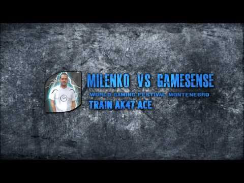 HSBG Highlights - MILENK0 ace vs gamesense.itek @ World Gaming Festival