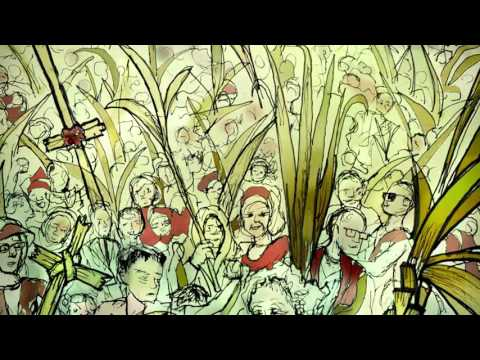 Yerusalem-Lagu Minggu Palma(PALM SUNDAY SONG)