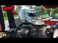 ★ IDIOTS on the road #62 - ETS2MP | Funny moments - Euro Truck Simulator 2 Multiplayer