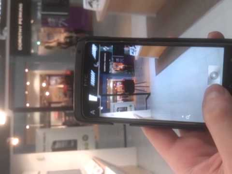Download slow motion Video on HTC One X