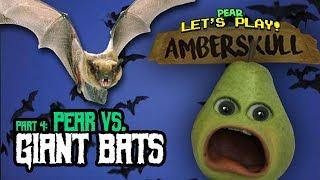PEAR vs GIANT BATS! (Amberskull #4) thumbnail