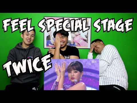 TWICE - FEEL SPECIAL COMEBACK STAGE REACTION (ONCE FANBOYS)