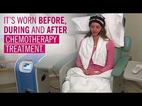 Cooling Cap May Prevent Hair Loss From Chemotherapy
