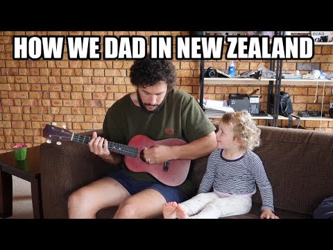 This is how we Dad in New Zealand.