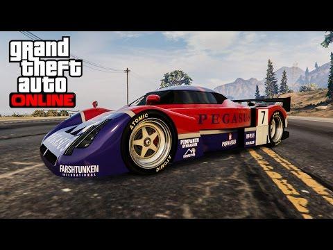 Grand Theft Auto 5 Multiplayer - Part 173 - แต่งรถที่แรงที่สุดในจักรวาล