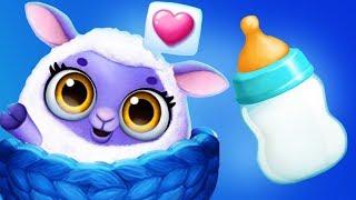 Fun Virtual Pet Care Games - Smolsies My Cute Pet House Hatch Magical Surprise Eggs Kids Games